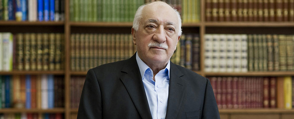 What does Fethullah Gülen own? How does he support himself financially?